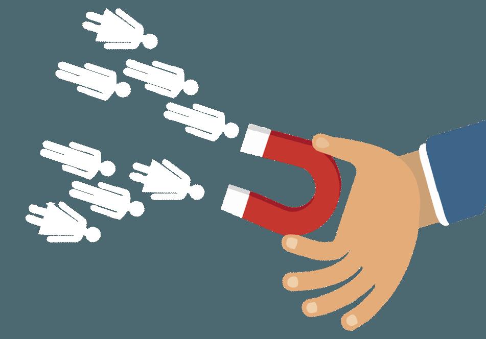 Привлечение клиентов